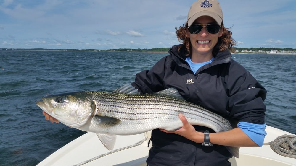 No Slack! Sportfishing Charters: 1 Spring Point Dr, South Portland, ME