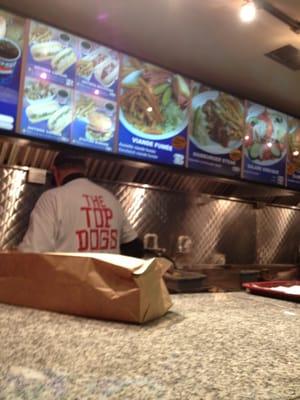 Restaurant Station Hot-Dog Montreal