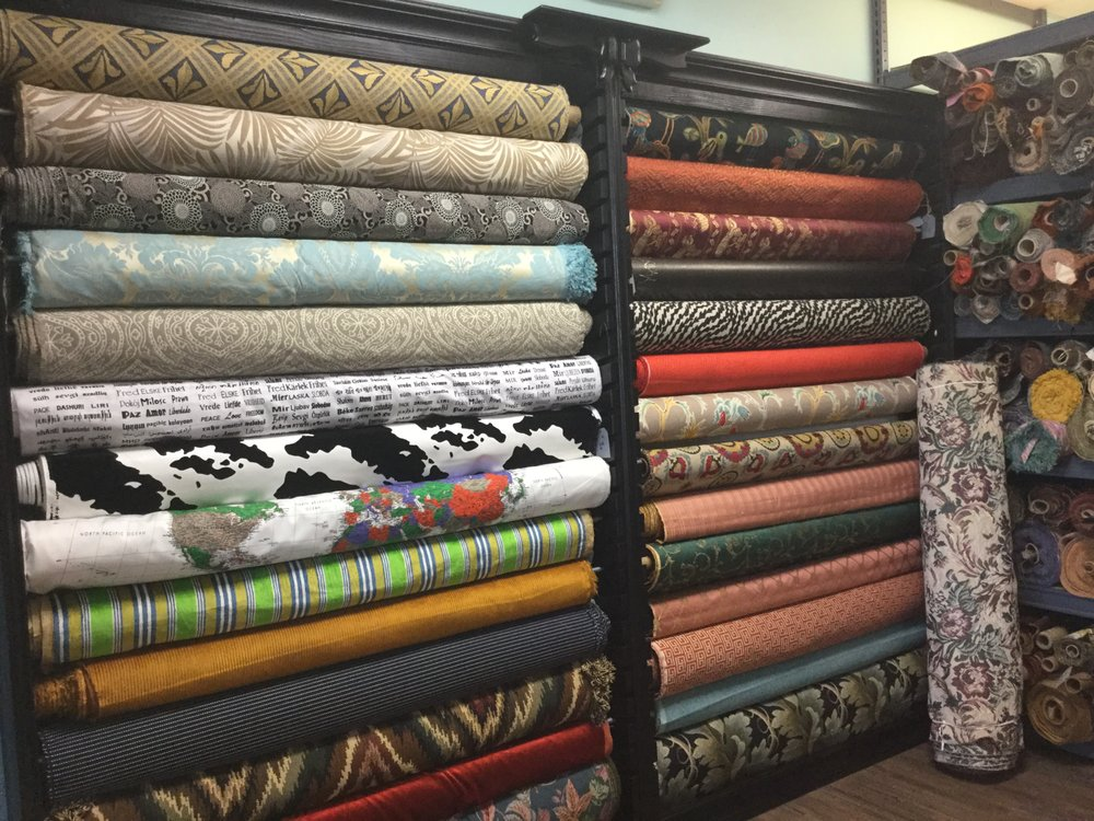 Modern And Retro Upholstery Fabrics Cotton Prints Tapestries