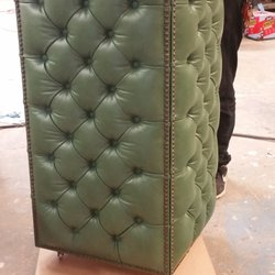 Awesome Local Services Furniture Reupholstery · Photo Of Jesseu0027s Plastic Covers    Brooklyn, NY, United States