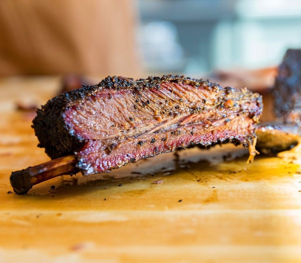 Prime Barbecue: 403 Knightdale Station Run, Knightdale, NC