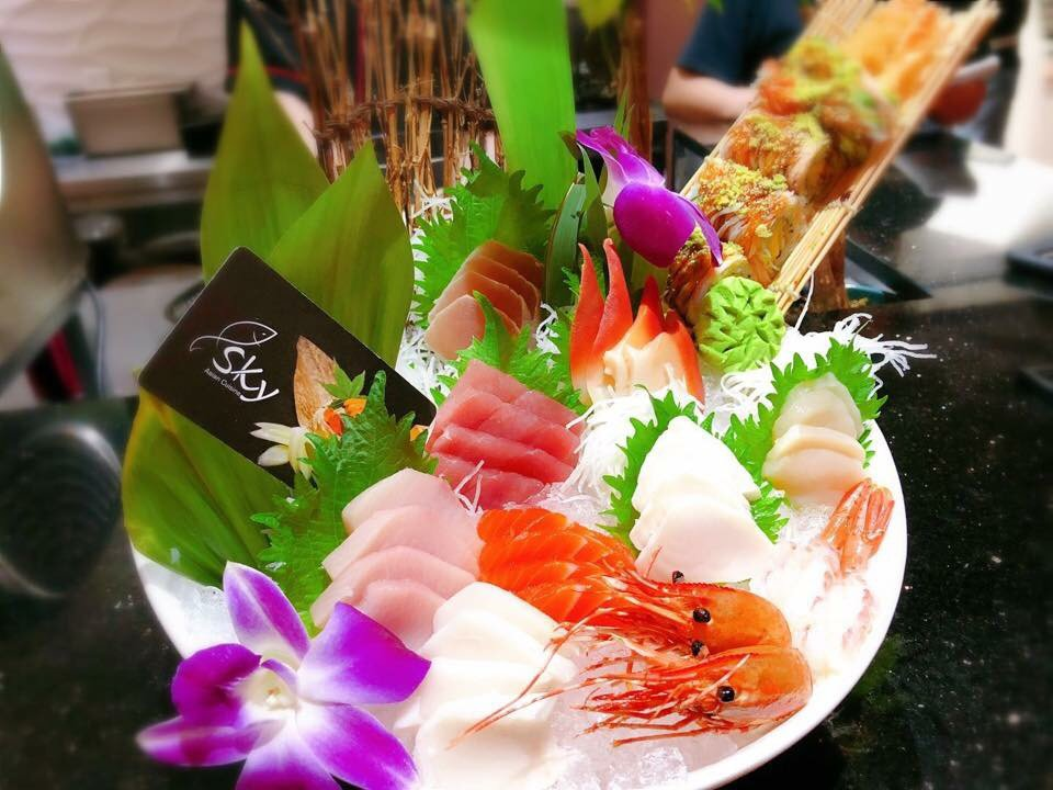 Sky Asian Cuisine: 4090 Wilmington Pike, Kettering, OH