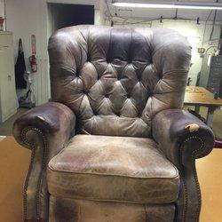 Photo Of Metro Leather Furniture Restoration   Sterling, VA, United States