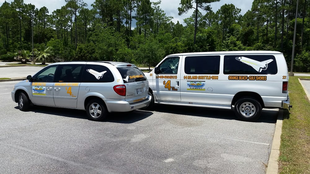 Photo Of 4 Dollar Island Shuttle Taxi Orange Beach Al United States