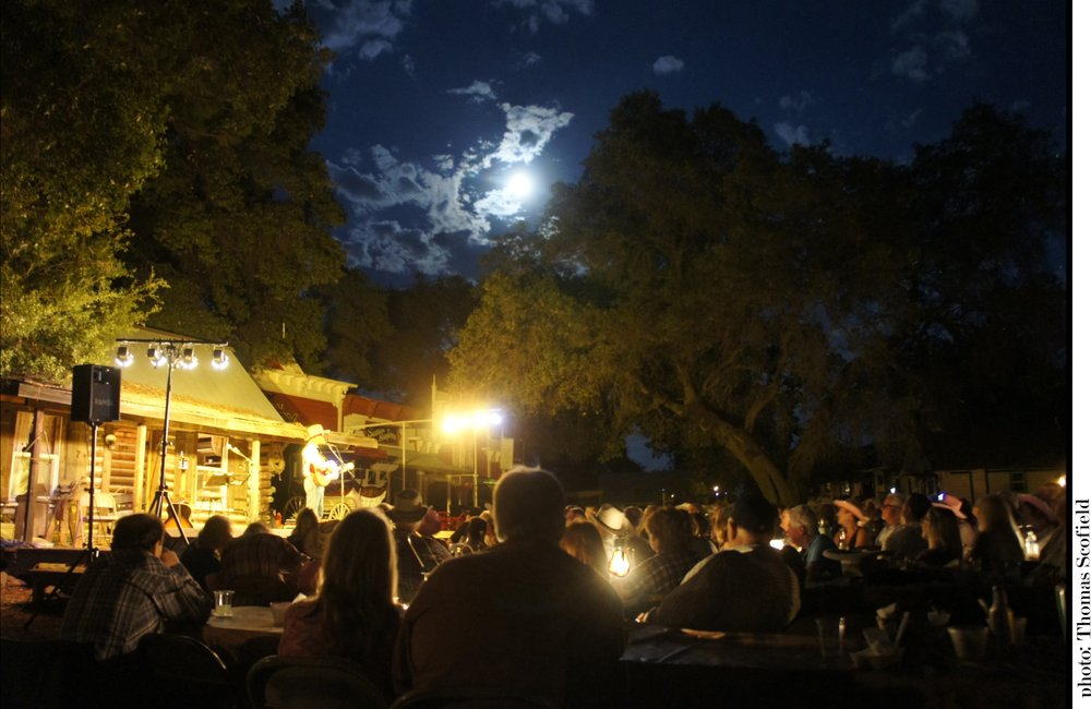 Scofield's Cowboy Campfire: 17134 Red Mule Rd, Fiddletown, CA