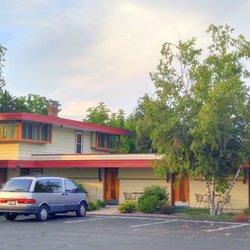 Photo Of The Usonian Inn Llc Spring Green Wi United States