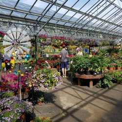 Photo Of The Garden Barn Nursery Landscape Vernon Ct United States