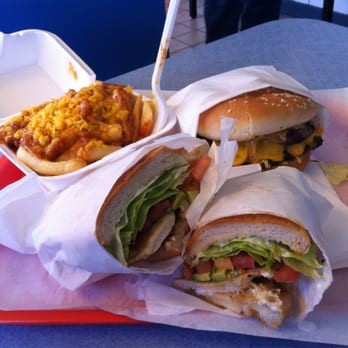 Photo of Jim's Famous Quarterpound Burger - Monrovia, CA, United ...