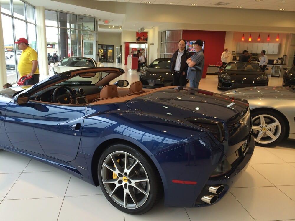 Wide World Ferrari Maserati Spring Valley Ny 888 502 3890