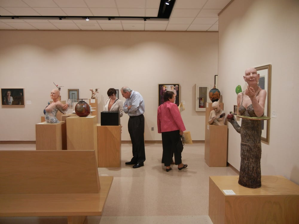 Sandzen Memorial Art Gallery: 401 N 1st St, Lindsborg, KS