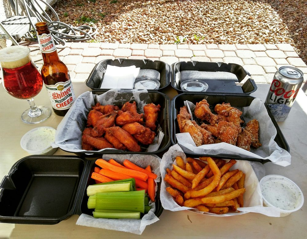 Crazy Mike's Wings