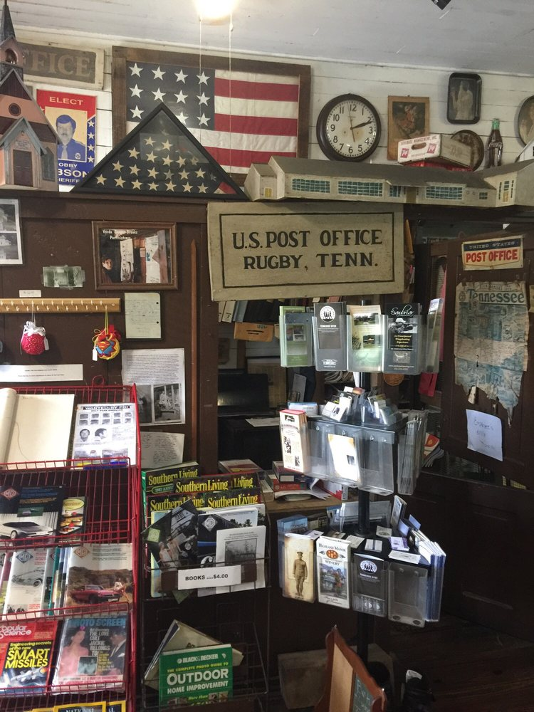 R M Brooks & Son Grocery: 2830 Rugby Pkwy, Rugby, TN