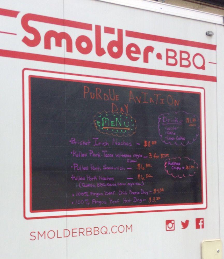 Smolder BBQ: Lafayette, IN