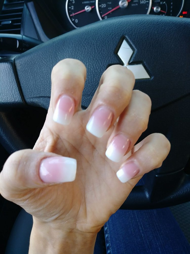 This ombre is perfect I\'m so happy! Thanks Noi! I hope I spelt that ...