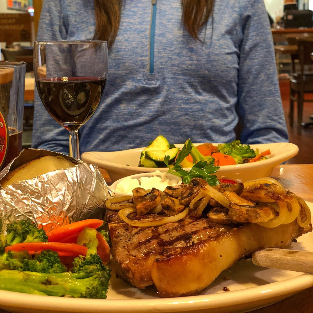 Photo of Buffalo Run Restaurant: Marblemount, WA
