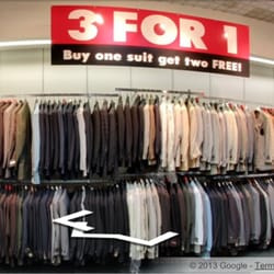 Men's clothing stores in southfield mi