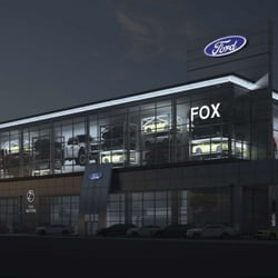Fox Ford Lincoln Service Center 42 Reviews Auto