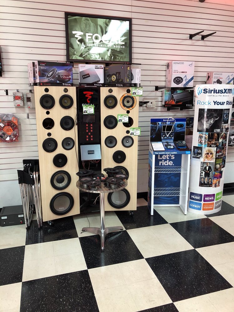 Rogers Stereo: 525 Woodruff Rd, Greenville, SC