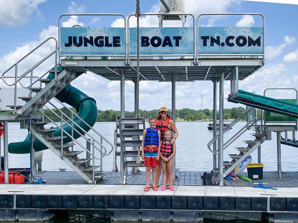 Jungle Boat: 91 Slip-A Way, Winchester, TN
