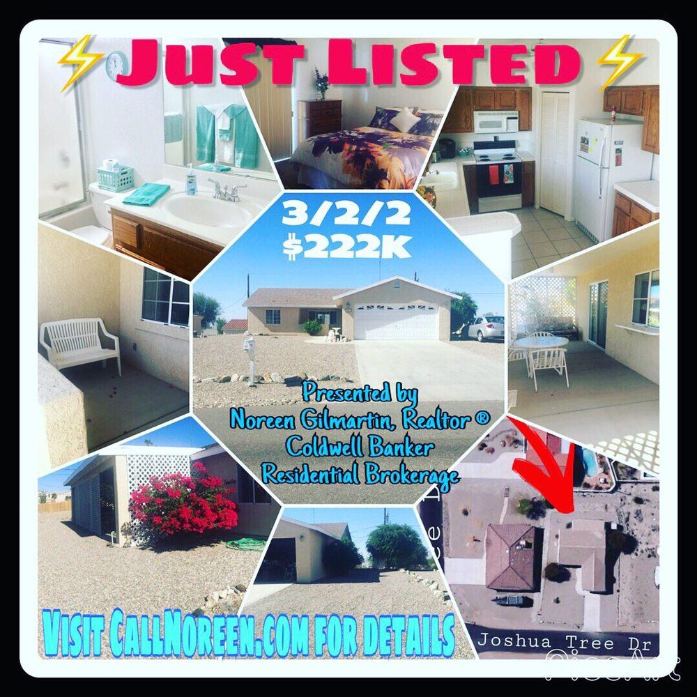 Noreen Gilmartin - Coldwell Banker: 321 Lake Havasu Ave S, Lake Havasu City, AZ