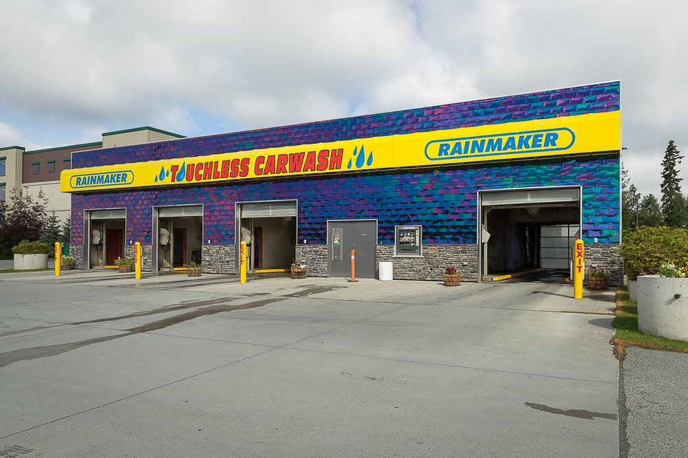 Rainmaker Touchless Car Wash