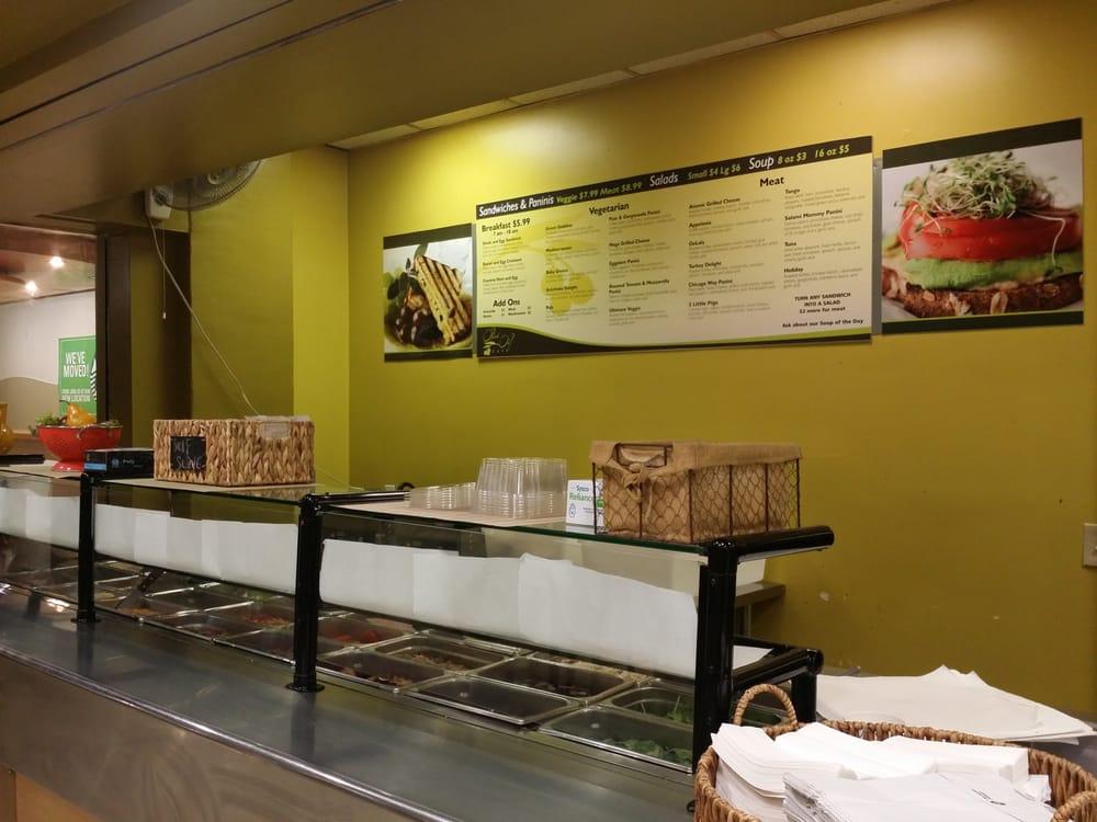 Olive Oil Organic Cafe  Photos   Reviews Sandwiches - Sdsu dining room menu