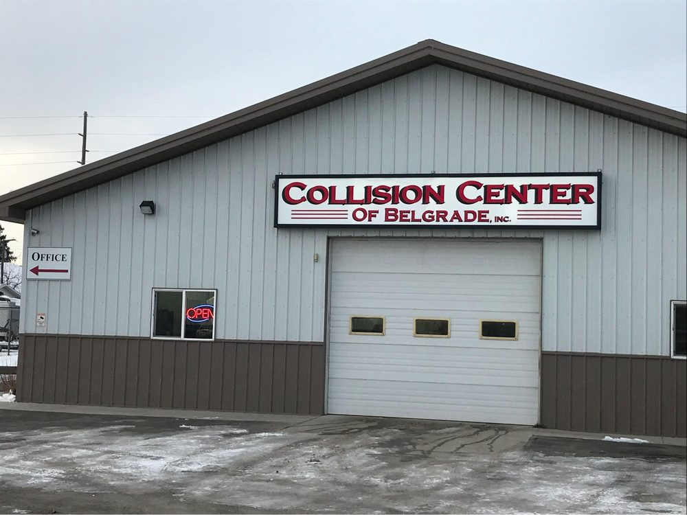 Collision Center of Belgrade: 100 W Northern Pacific Ave, Belgrade, MT