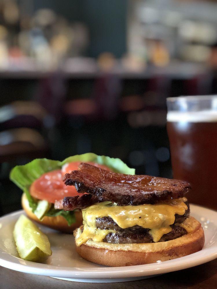New State Burgers & Spirits