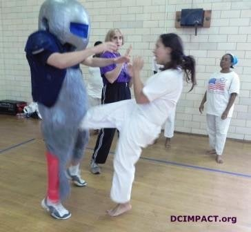DC IMPACT Self Defense: 5123 Georgia Ave NW, Washington, DC, DC