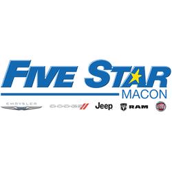 Five Star Macon Ga >> Five Star Chrysler Dodge Jeep Ram Of Macon Car Dealers 3068