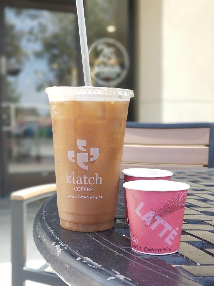 Social Spots from Klatch Coffee