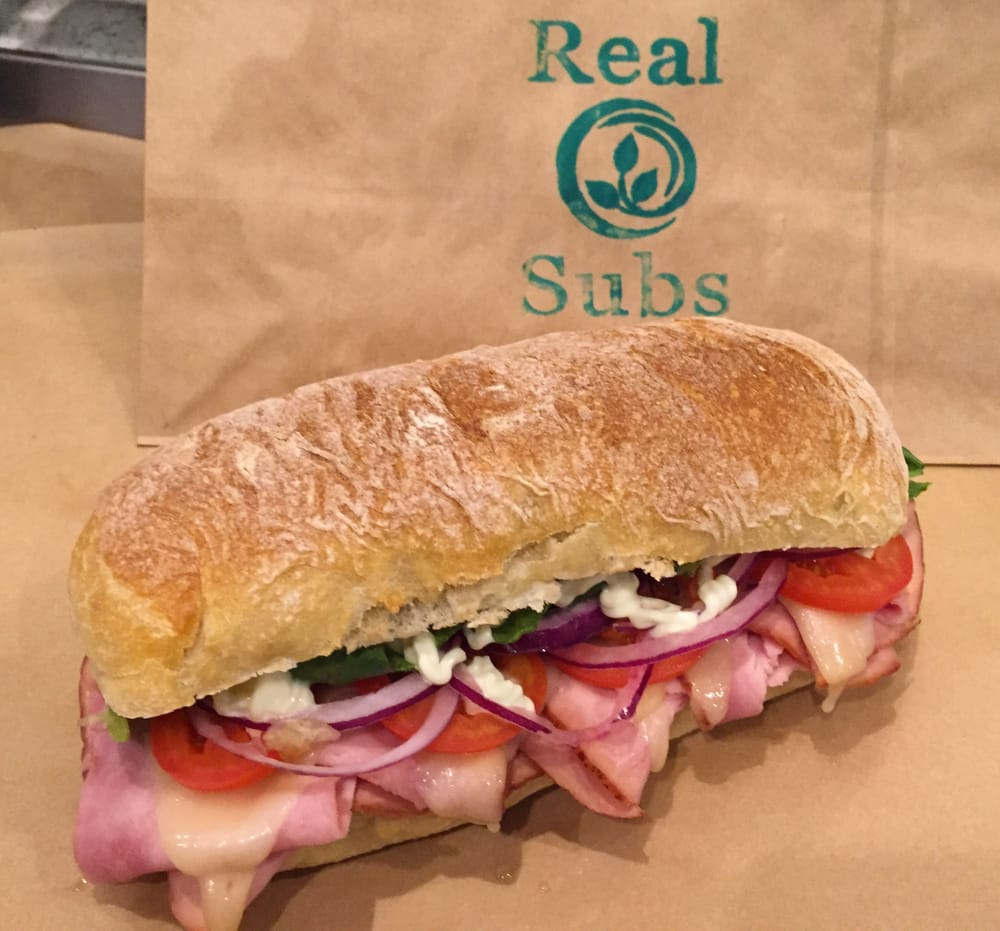 Real Subs Cafe: 4340 E W Connector, Smyrna, GA