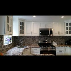 Kitchen Cabinets Queens Ny classic kitchen cabinet - 45 photos - cabinetry - 3520 college