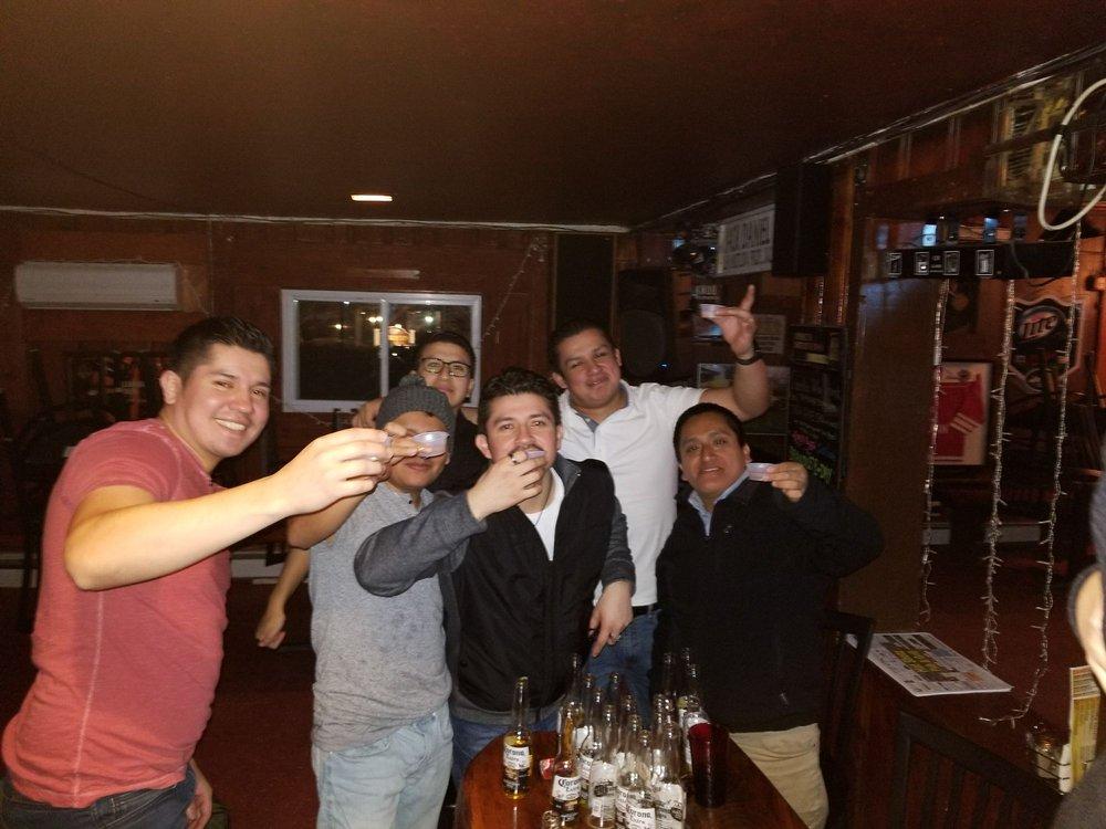 Hot Shotz Pub & Grill: 8 42 Nd St, Kerhonkson, NY