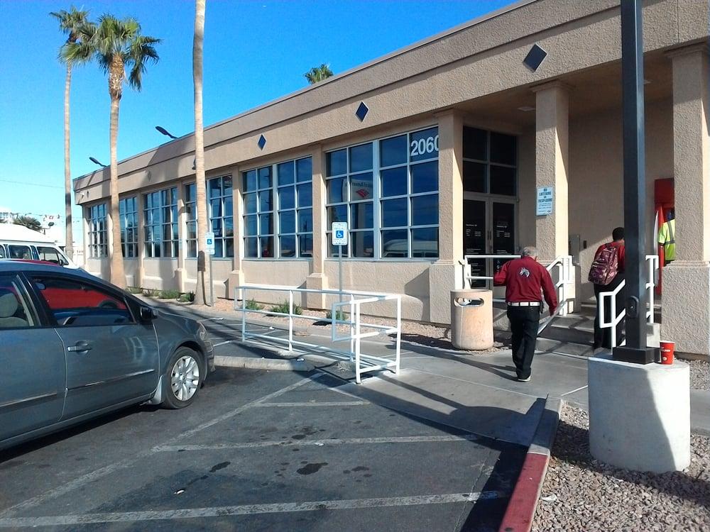 bank of america las vegas airport