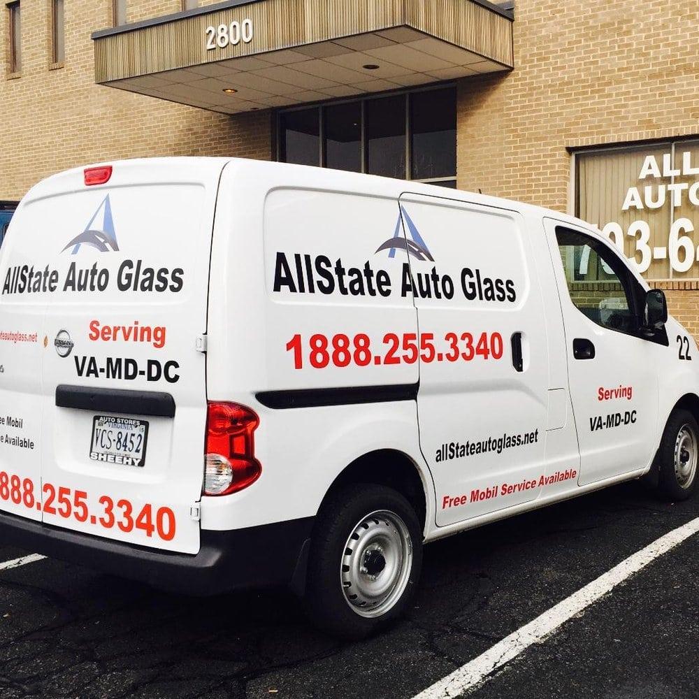 All State Auto Glass, Inc.: 3315 8th St NE, Washington, DC, DC