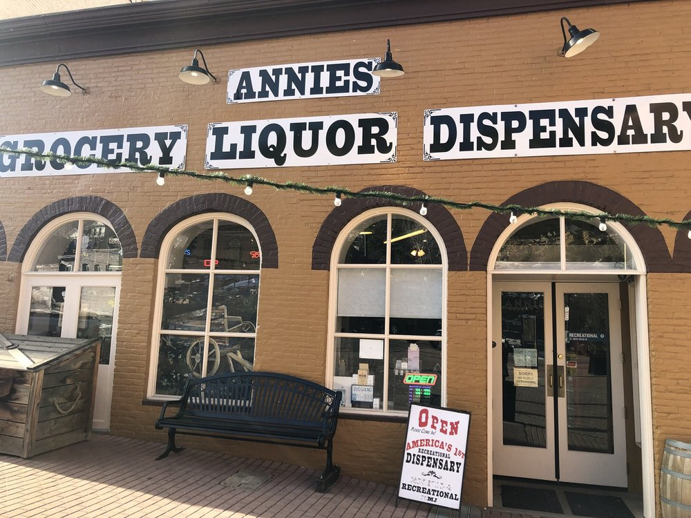 The Annie's- A Strainwise Dispensary: 135 Nevada St, Central City, CO