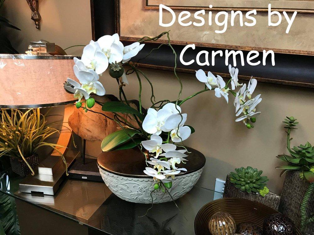 Designs by Carmen