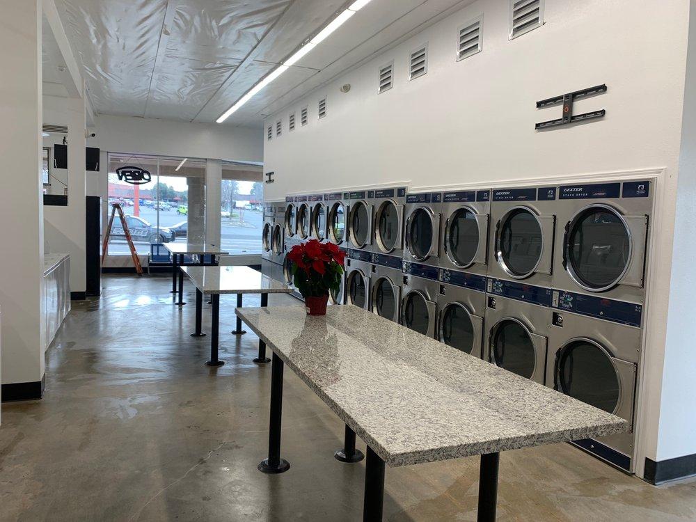 The Fresh Rinse Coin Laundry: 1900 Oro Dam Blvd E, Oroville, CA