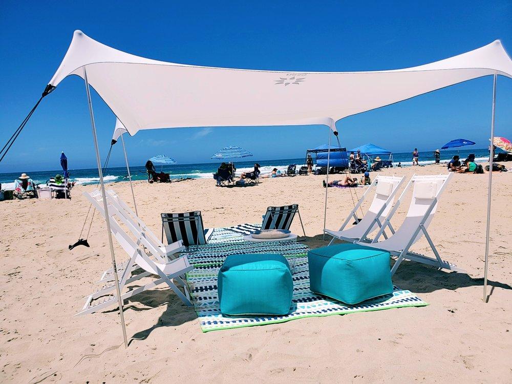 San Diego Beach Cabanas: San Diego, CA