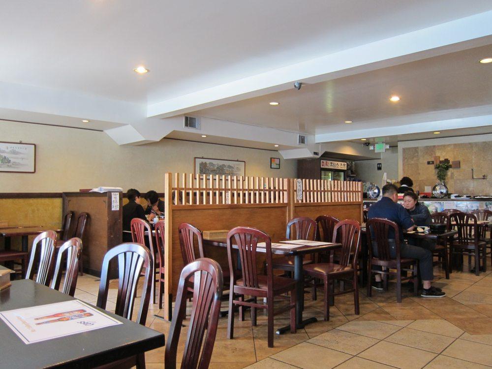 Korean Restaurant In Fullerton Ca