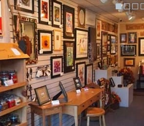 Pocohontas County Artisan Co-op: 721 4th Ave, Marlinton, WV
