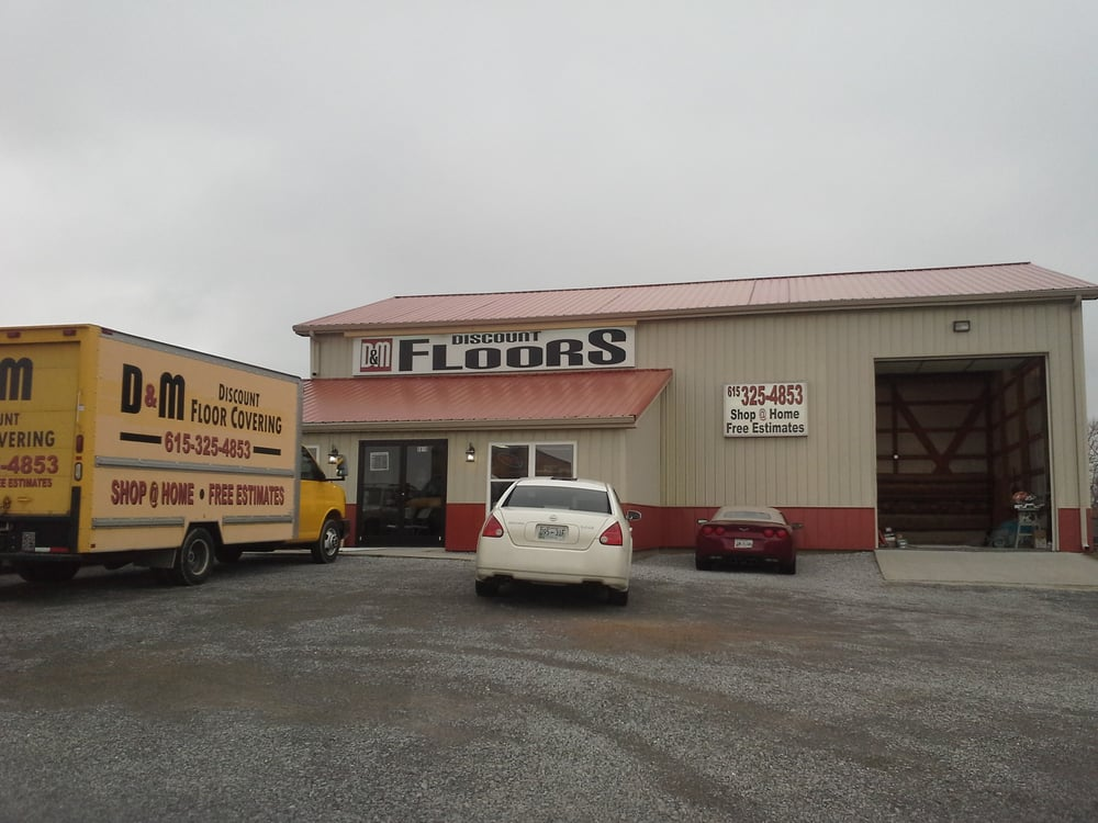 D&M Discount Floors: 5816 Hwy 31 W, Portland, TN