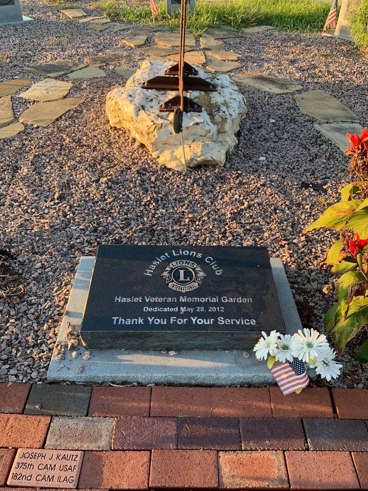 Haslet Community Park: 301 1st St, Haslet, TX