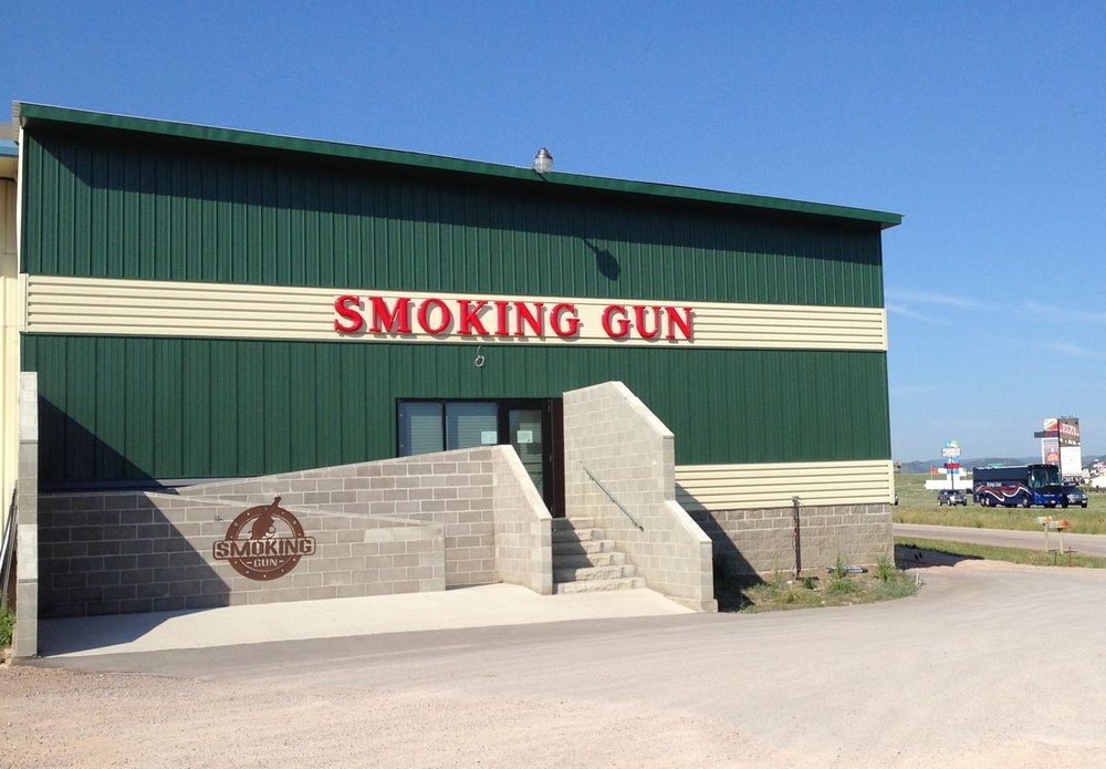 Smoking Gun Indoor Range & Training Center: 4711 S Interstate 90 Service Rd, Rapid City, SD