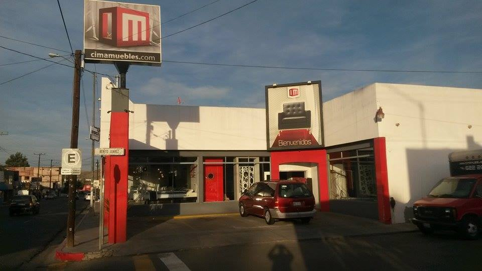 Cima muebles furniture stores calzada emita 47 fracc for Muebles de oficina santa cruz