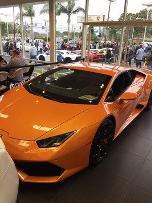 Lamborghini Newport Beach 1425 Baker St Costa Mesa Ca Auto Dealers