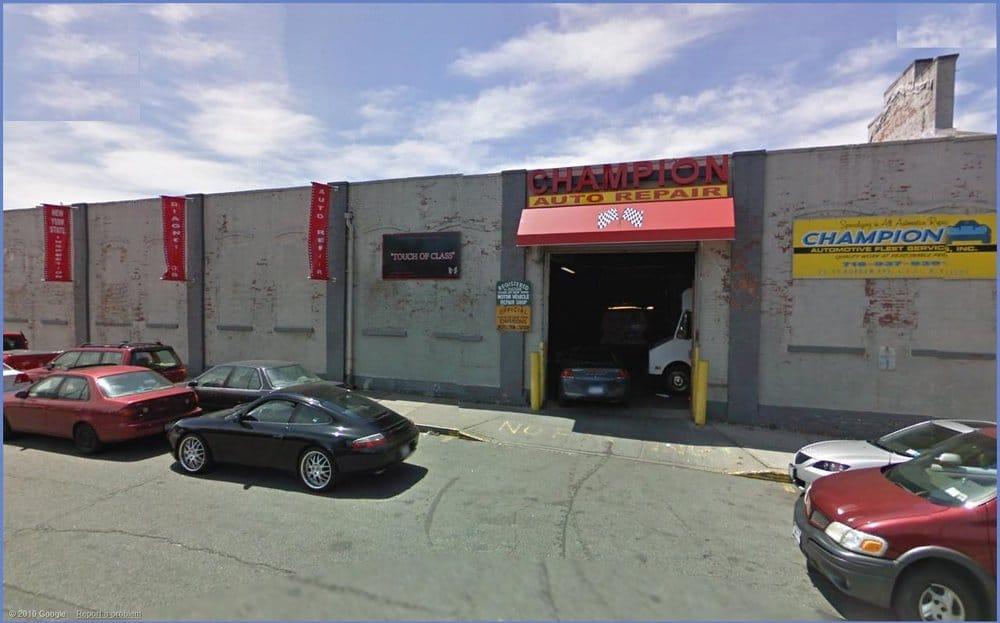Champion Auto Repair Long Island City