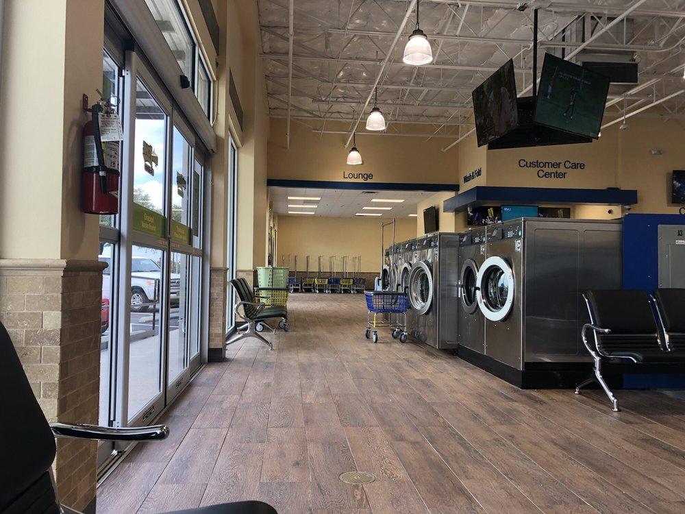 SpinZone Laundry: 1108 N Mays St, Round Rock, TX