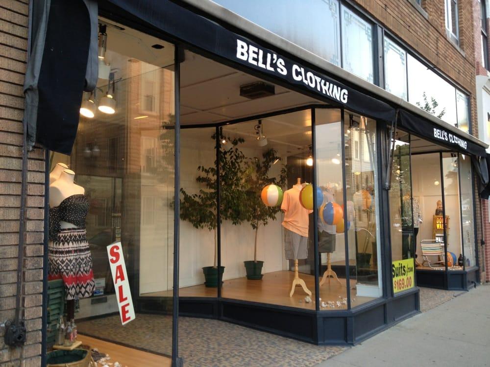 Bell's Clothing Store: 603 La Salle St, Ottawa, IL
